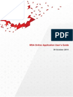 Msa Applicants Users Guide 28012015