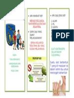 Obgyn - Penyuluhan KB Pamflet