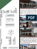 Arquitectura - Huamanga