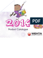 Mehta Catalogue 2014