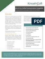 Cisco Data Sheet