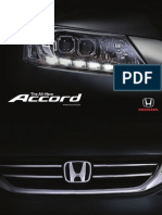 Accord 2013 Brochure