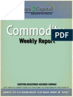 Commodity Report Ways2Capital 16 Feb 2015