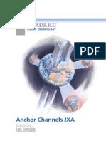 JORDAHL Catalogue Jxa