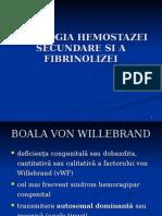 Boala Von Willebrand, CID