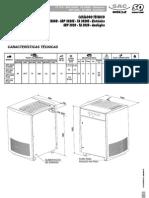 Catálogo Técnico - SRP 3020-11-03