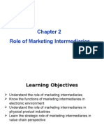 Marketing Intermediaries