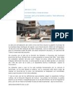 La Obra de Remodelación Del Centro Cívico de Piura