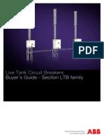 High Voltage Circuit Braker ABB