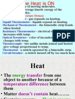 IGCSE Heat & Temp