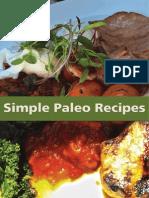 10 Simple Paleo Recipes