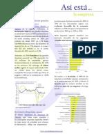 Ventas, Empleo y Salarios-Así Está La Empresa-Febrero 2015-Círculo de Empresarios