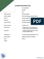 Muzicko Priprema za cas Metodika Vestina PDF