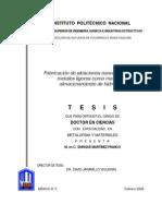 Uso de materiales ferrosos Ipn