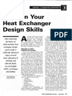 Broaden Your Heat Exchanger Design Skills (CEP)