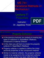 Lecture 7hypermesh