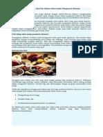 Makanan Diet Diabetes