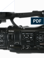 Sony PMW 200 Manual