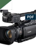 Canon XF105 Manual