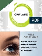 Presentasi Oriflame