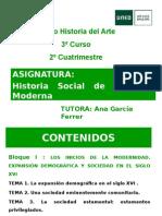 Presentación Asignatura Historia Social de La Edad Moderna