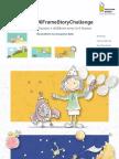 Anupama Apte's Illustrations for the #6FrameStoryChallenge