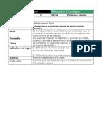 Modelo Planificación de Clase Tipo CAI Educación Tecnológica Primero Medio