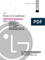 Lg air conditioner manual
