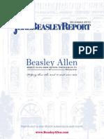 The Jere Beasley Report, Dec. 2010