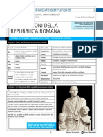 10 Le Istituzioni Della Repubblica Romana