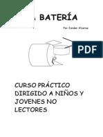 Clase de Bateria Para Niños