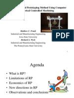 CNC RP Presentation