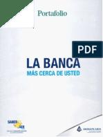 La Banca Mas Cerca - Fasículo No 1