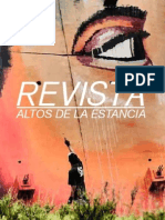 REVISTA // Altos de la Estancia