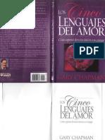Garychapman Los Cinco Lenguajes Del Amor