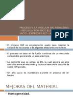 Proceso VAR