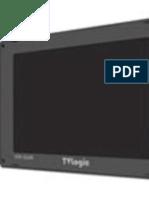 TV Logic VFM-056W User Manual