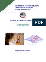 Topografía Manual de Campo