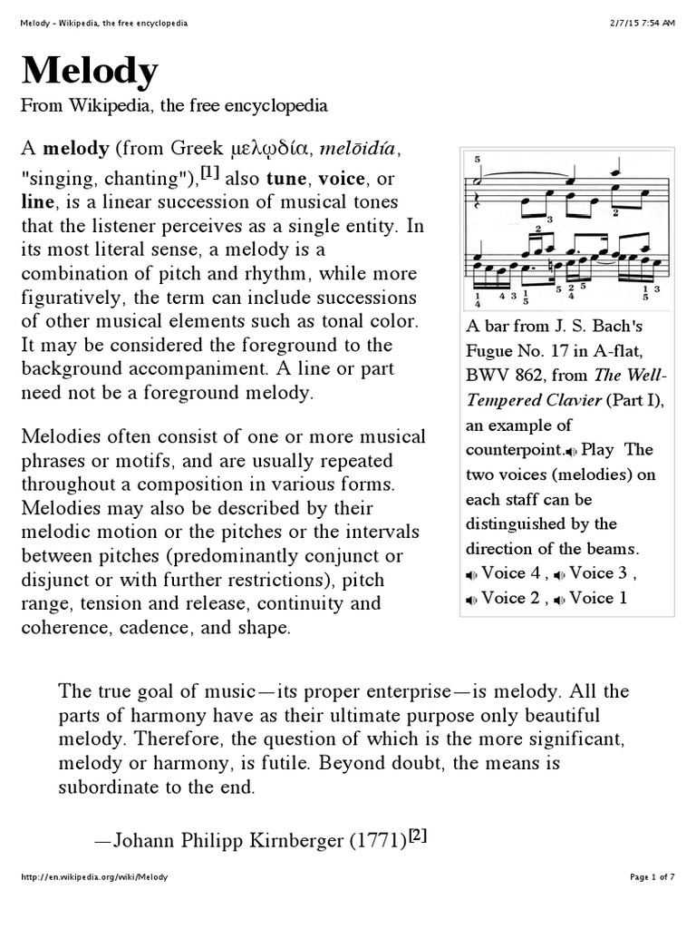 Conjunct music theory definition