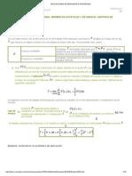 Aplicaciones de Derivadas e Integrales 2