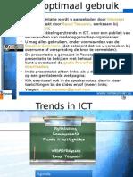 Trends in IT / ICT