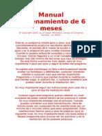 Manual Entrenamiento de 6 meses.doc