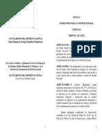Reglamento Municipal de Aseo