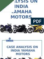 CASE ANALYSIS ON INDIA YAMAHA MOTORS.pptx