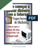 ( Negocios) - Sandro N Ribeiro - Metodos Para Ganhar Dinheiro Na Internet.pdf