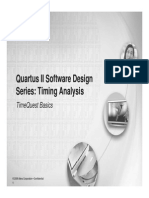 TimeQuest Timing Analyzer