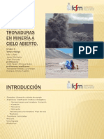 Perforacion y Voladura a Tajo Abierto -V3