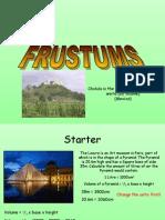 Frustums-Geometry