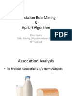 9 Association Rule Mining