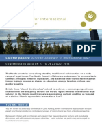Callforpapers_NordicApproachInternationalLaw_OsloConference